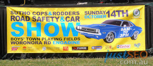 Cops and Rodders 2012