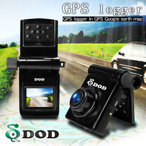 DOD GSE550 GPS Logger with Camera