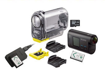 Sony HDR-AS15K Sports Cam Kit