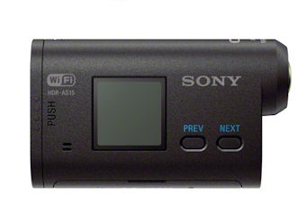 Sony HDR-AS15K Sports Cam