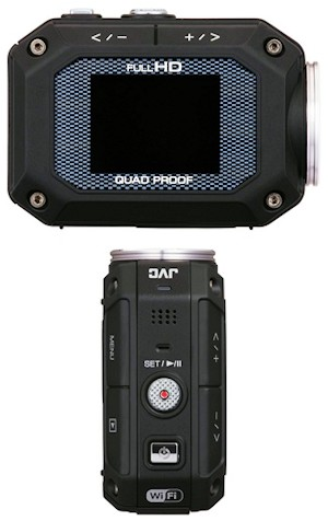 JVC Sports Action Camera