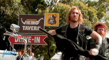 Bikie Wars - Viking Tavern, Milperra